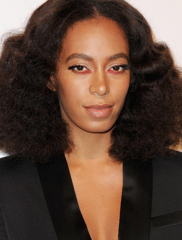 ESC: Eyeliner, Solange Knowles