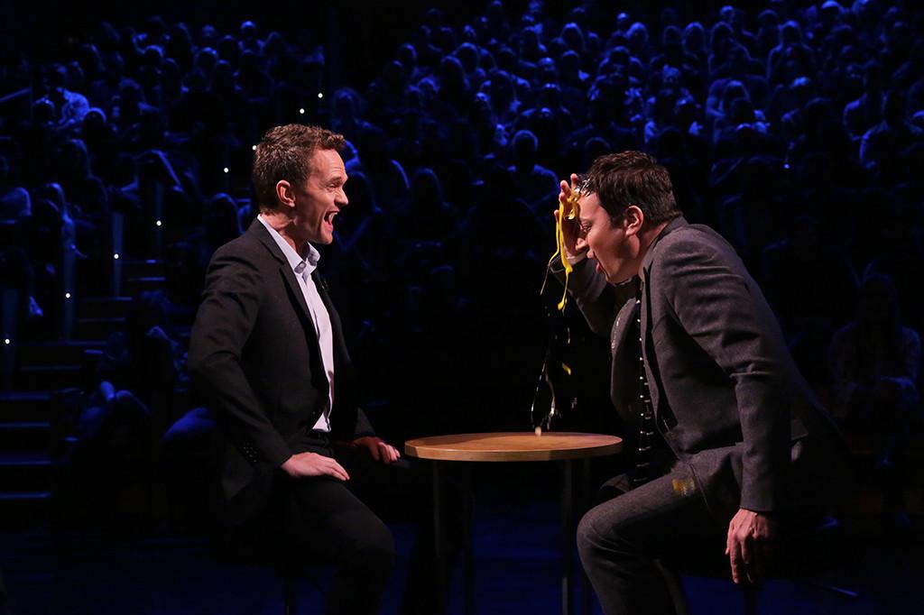 Jimmy Fallon, Neil Patrick Harris, The Tonight Show