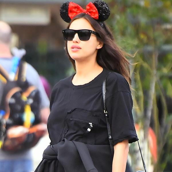Irina Shayk, Disneyland