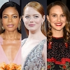 Naomie Harrie, Emma Stone, Natalie Portman