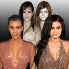 L'évolution du style des Kardashian-Jenner en gifs