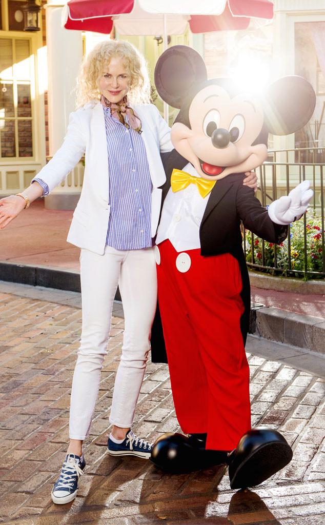 Nicole Kidman, Disney