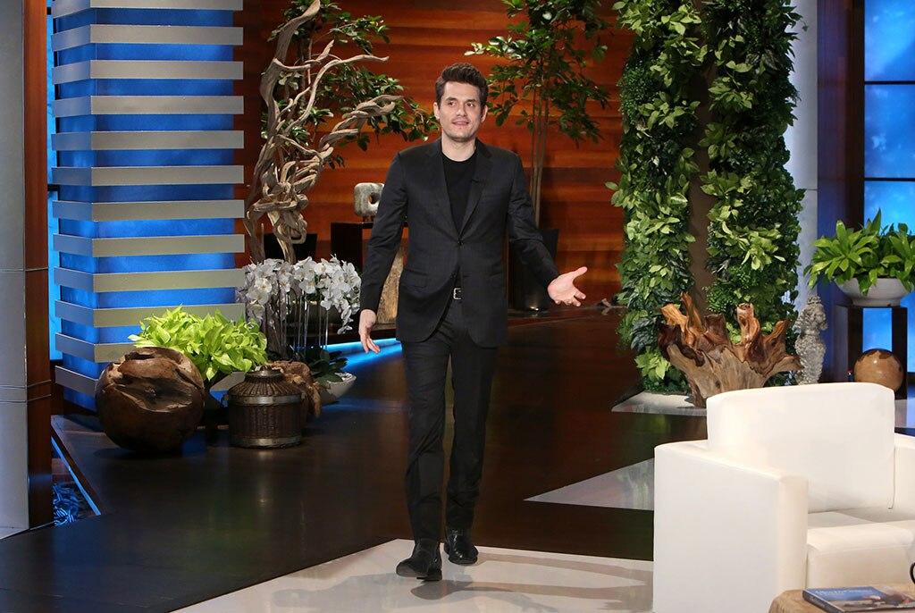 John Mayer, Ellen DeGeneres