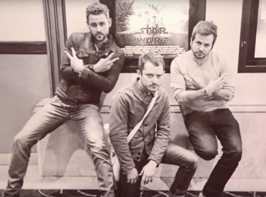 Elijah Wood, Nick Viall, The Tonight Show