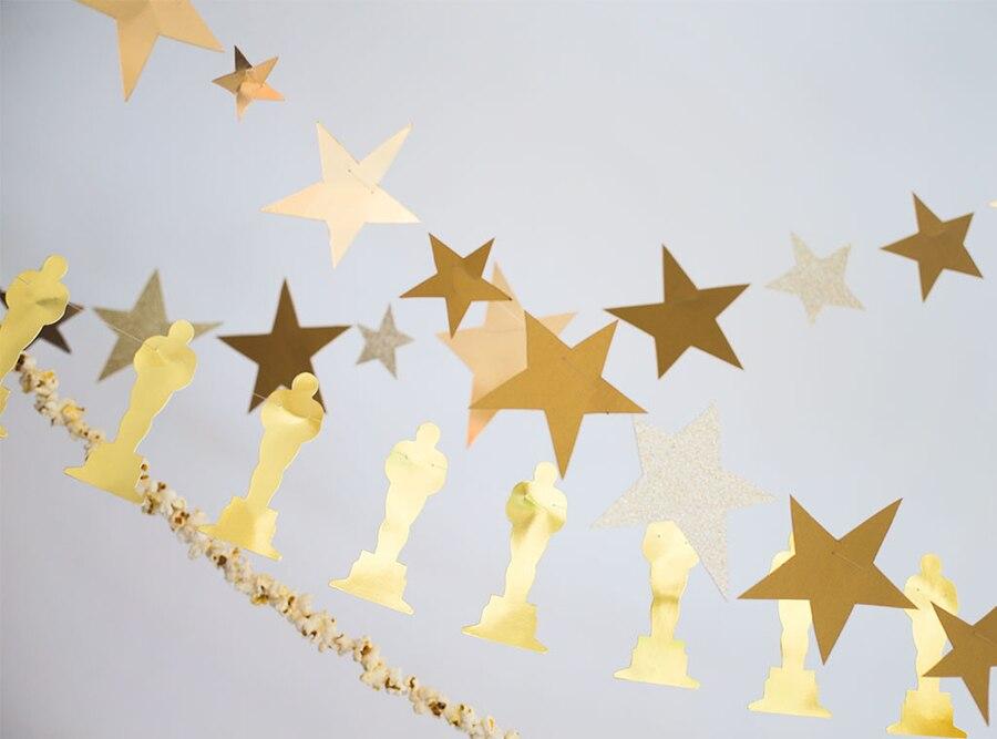 ESC: Darcy Miller, Oscars Party