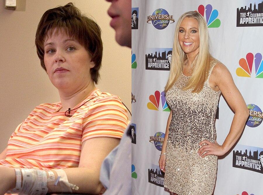 Kate Gosselin, Weight Loss