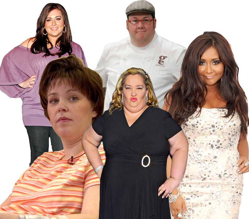 Reality TV Body Transformations