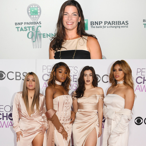 Fifth Harmony, Nancy Kerrigan