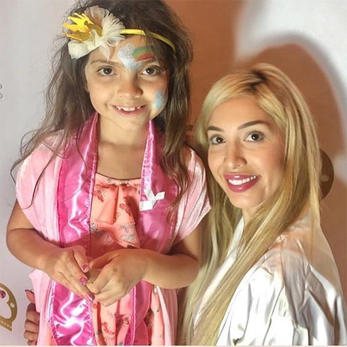 Farrah Abraham, Daughter, Sophia Laurent Abraham