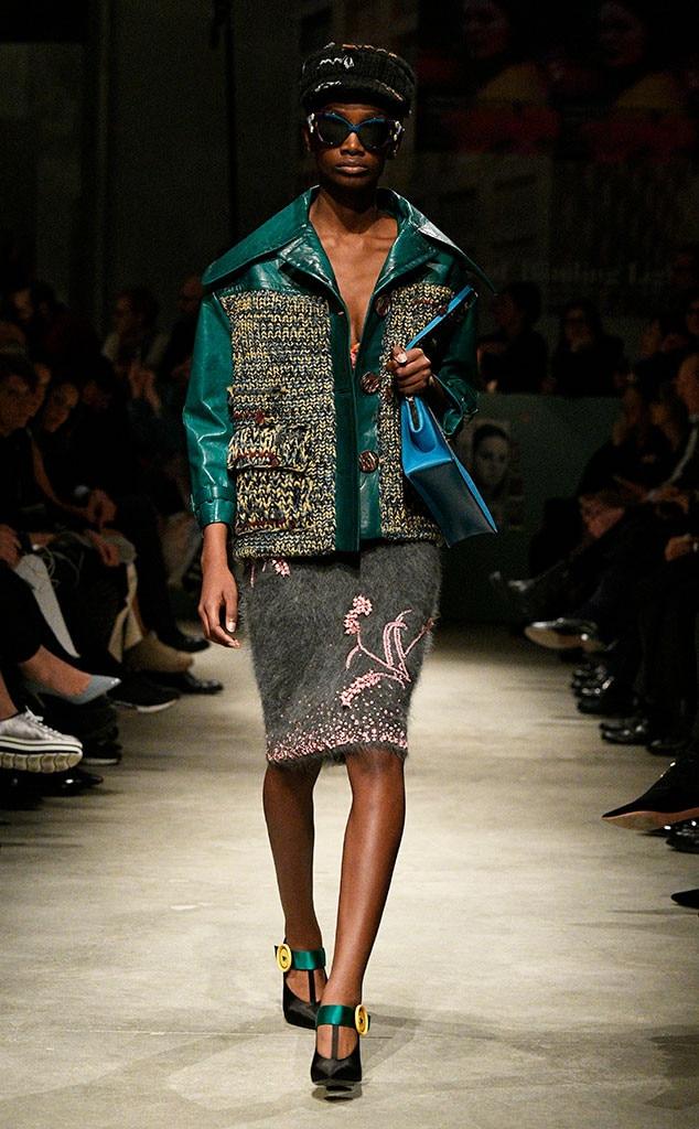 Prada from Best Looks From Milan Fashion Week Fall 2017 ...
