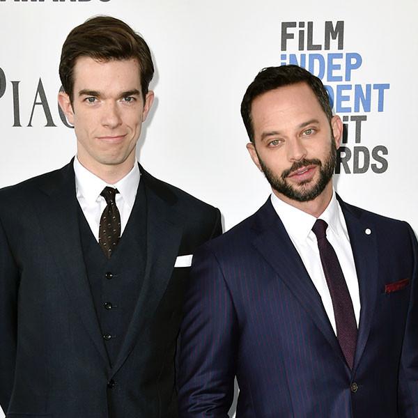 John Mulaney, Nick Kroll, 2017 Film Independent Spirit Awards
