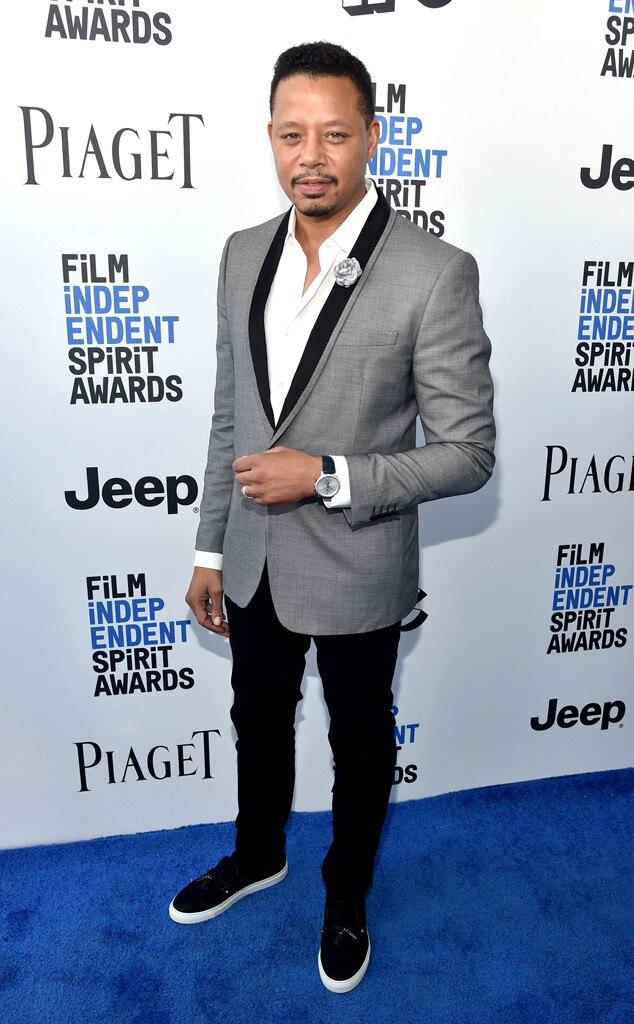 Terrence Howard, 2017 Film Independent Spirit Awards