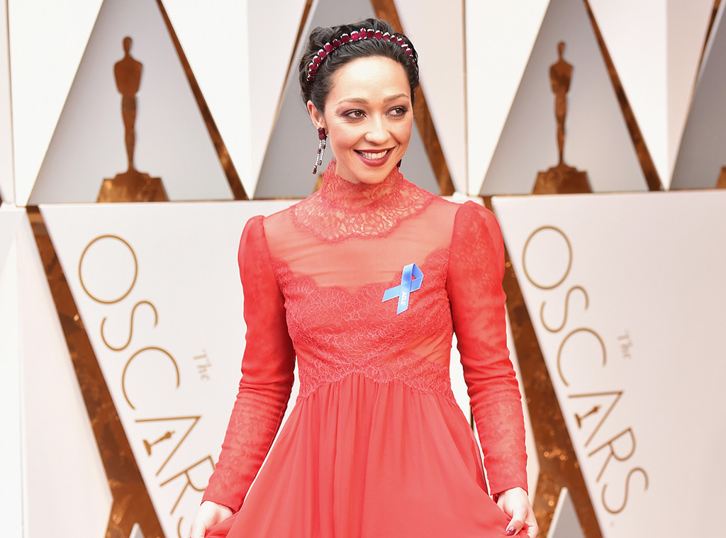 Ruth Negga, 2017 Oscars, Academy Awards