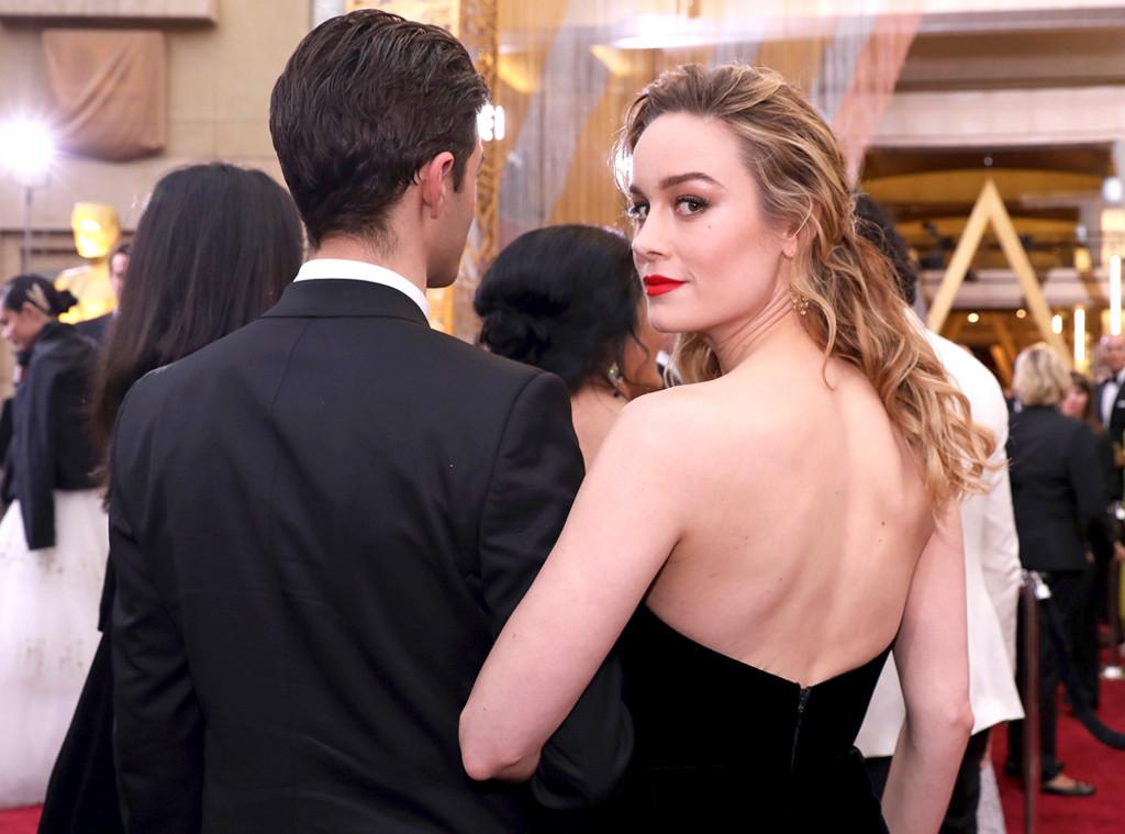 Brie Larson, 2017 Oscars, Academy Awards, Candids