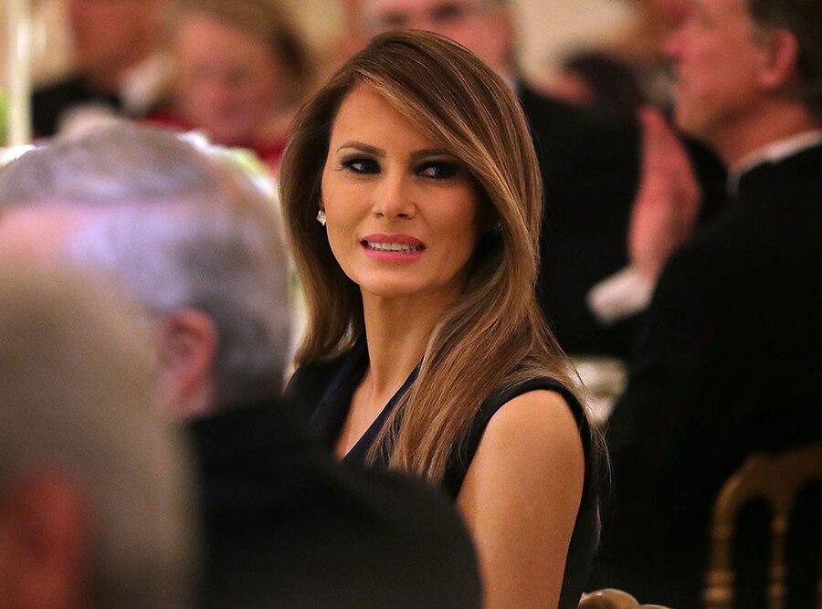 Melania Trump, Governors Dinner