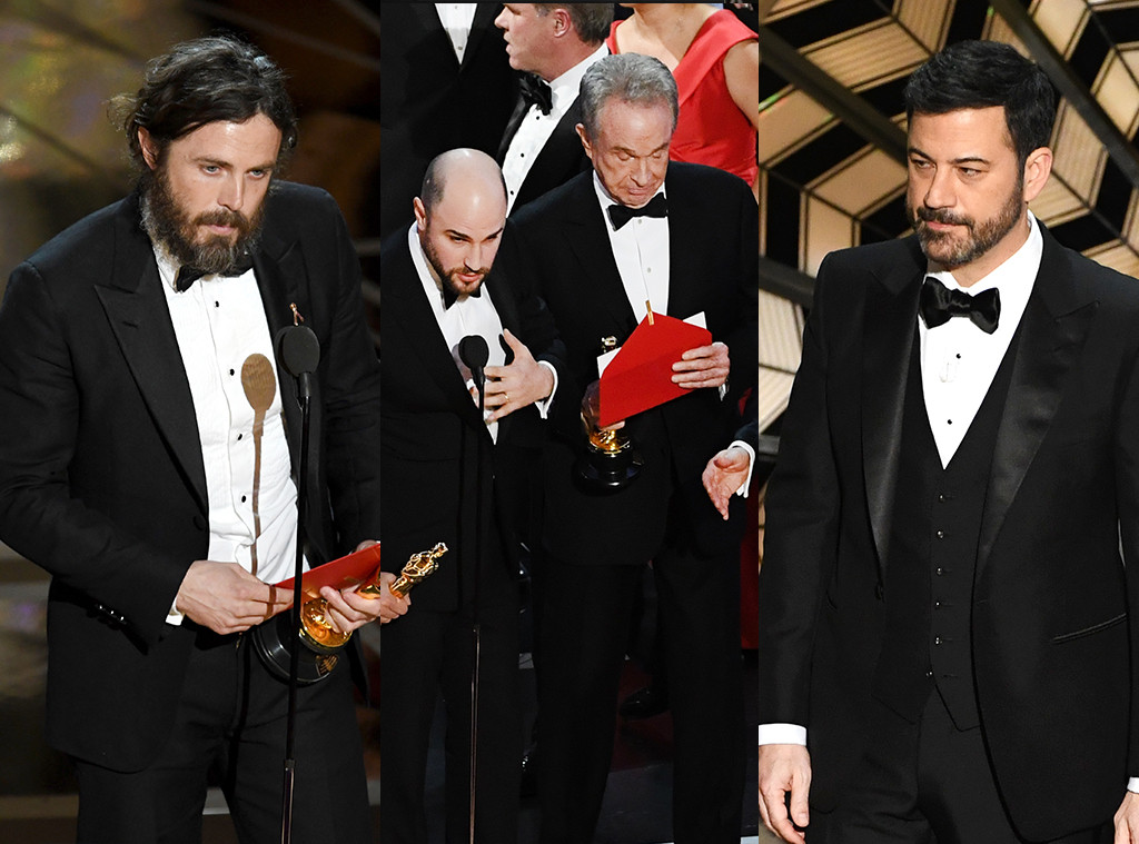 7 Biggest Jaw-Droppers at the 2017 Oscars