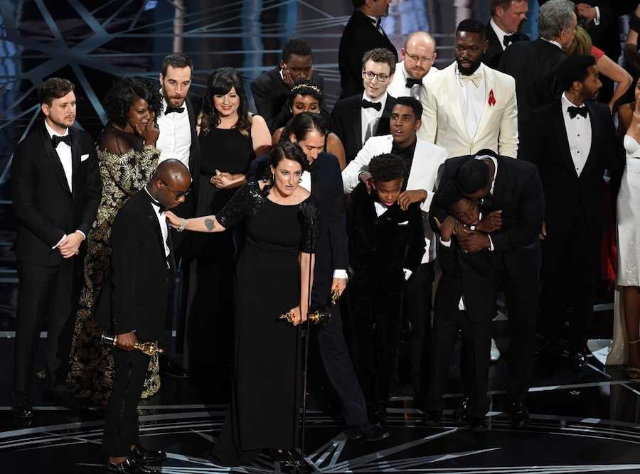 Moonlight, 2017 Oscars, Academy Awards, Winner