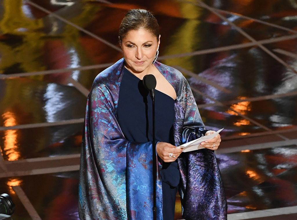 Anousheh Ansari, 2017 Oscars, Academy Awards