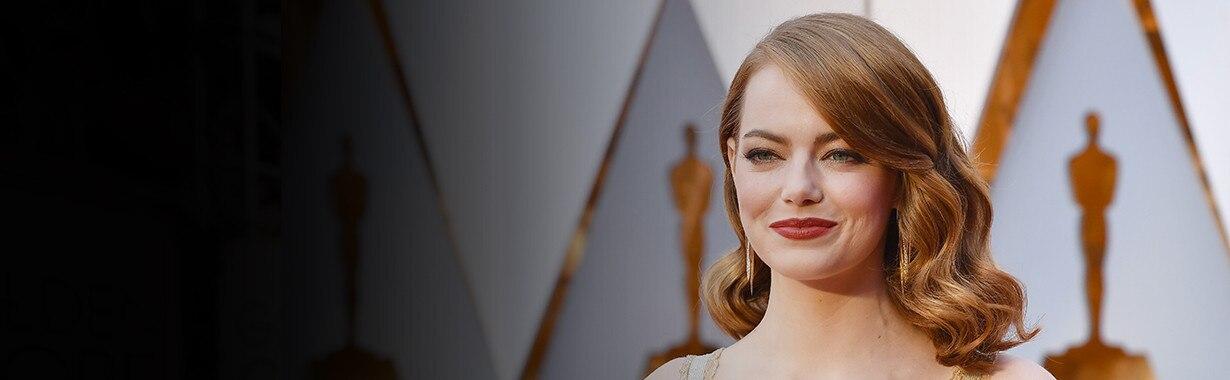 Emma Stone, 2017 Oscars, Academy Awards, Large Teaser