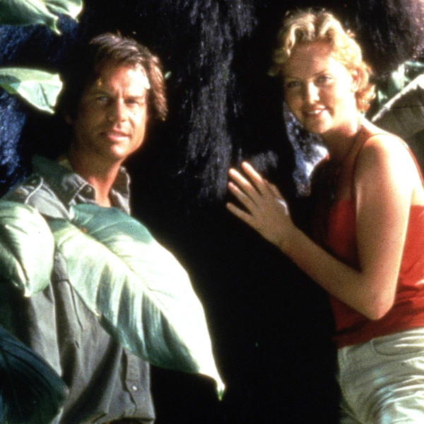 Mighty Joe Young, Bill Paxton, Charlize Theron