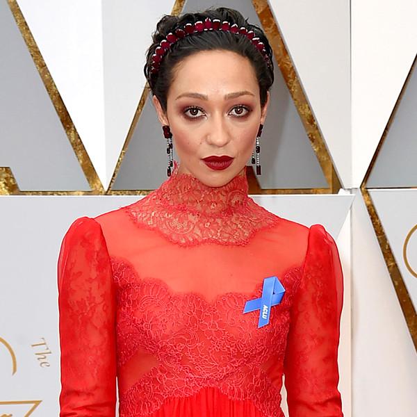 Ruth Negga, 2017 Oscars, Academy Awards, Arrivals