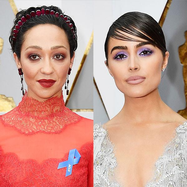 Ruth Negga, Olivia Culpo, 2017 Oscars, Academy Awards
