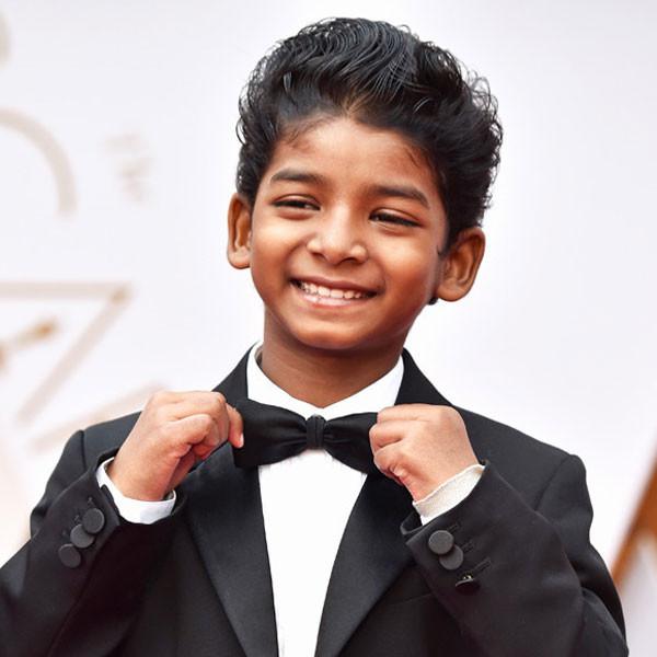Sunny Pawar, 2017 Oscars, Academy Awards, Candids