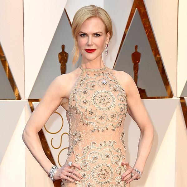 Nicole Kidman, 2017 Oscars, Academy Awards, Arrivals