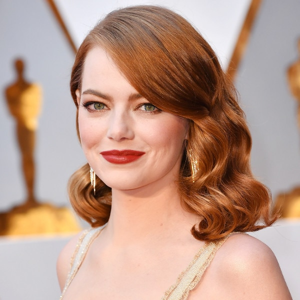 Emma Stone's 2017 Red Carpet Style