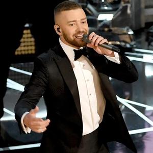 Justin Timberlake, 2017 Oscars, Academy Awards, Show
