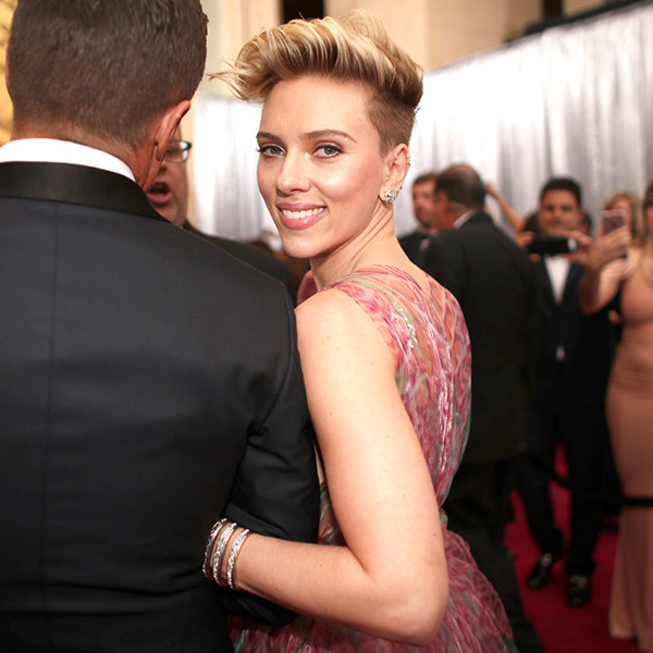 Scarlett Johansson, 2017 Oscars, Academy Awards, Candids