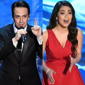 Lin-Manuel Miranda, Auli'i Cravalho, 2017 Oscars, Academy Awards, Show