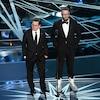 Seth Rogen, Michael J. Fox, 2017 Oscars, Academy Awards