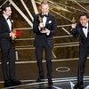 Justin Hurwitz, Justin Paul, Benj Pasek, 2017 Oscars, Academy Awards, Winners