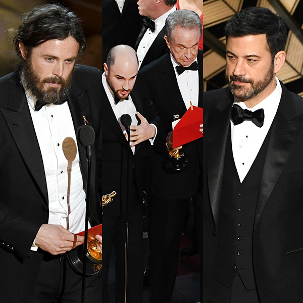 2017 Oscars, Academy Awards, Jaw Droppers