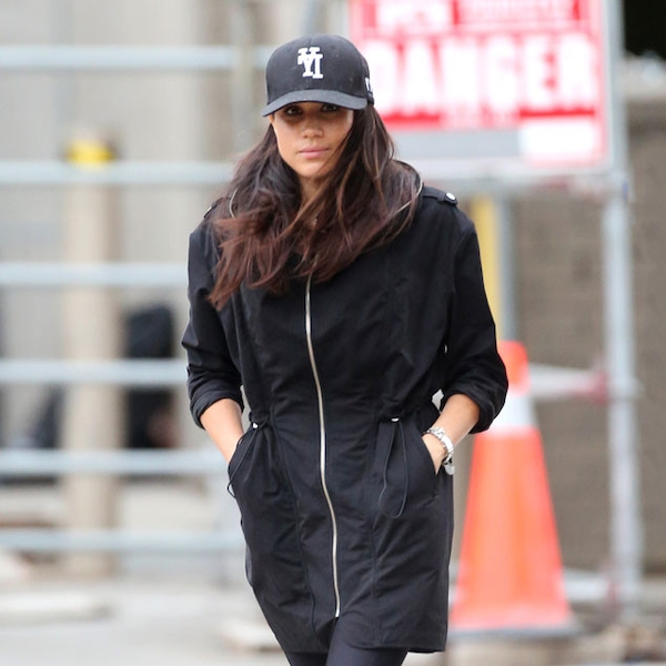 No Days Off From Meghan Markle's Yoga Obsession