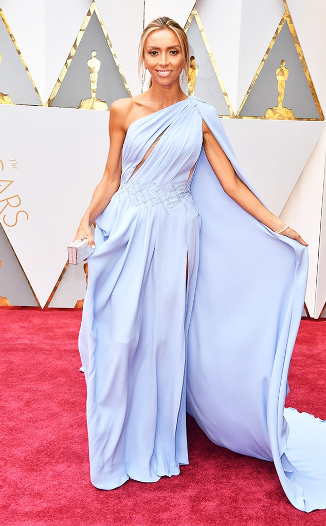 Giuliana Rancic, 2017 Oscars, Academy Awards, Arrivals