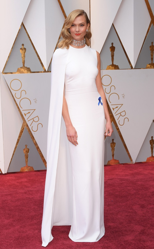 Oscars 2017 Red Carpet Arrivals Karlie Kloss, 2017 Oscars, Academy Awards, Arrivals