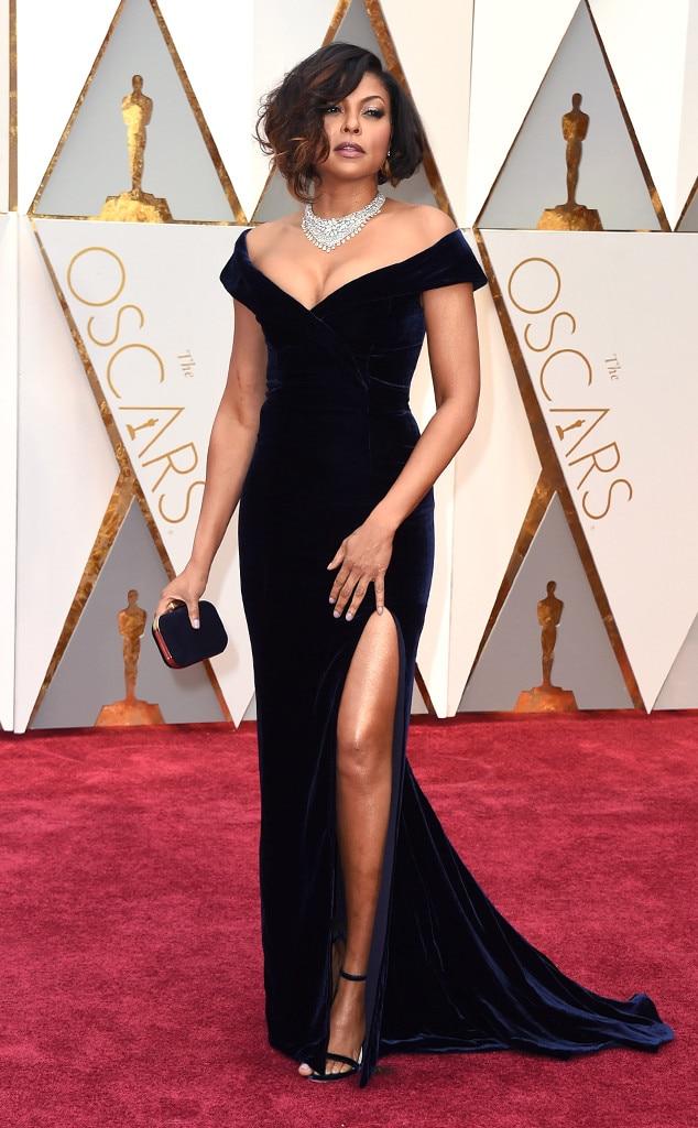 Taraji P. Henson, 2017 Oscars, Academy Awards, Arrivals