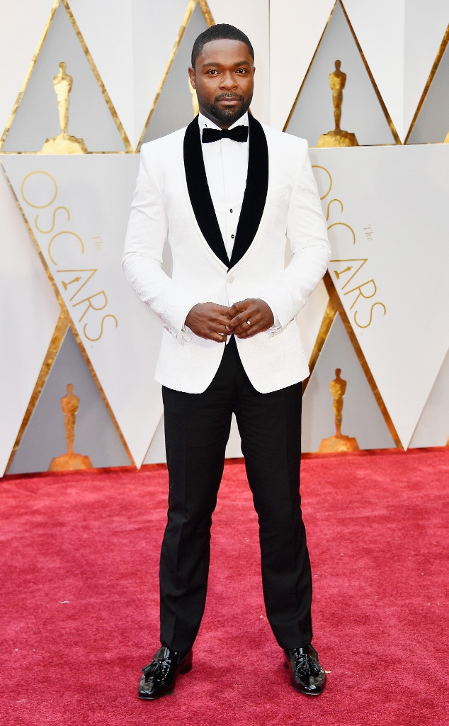 David Oyelowo, 2017 Oscars, Academy Awards, Arrivals