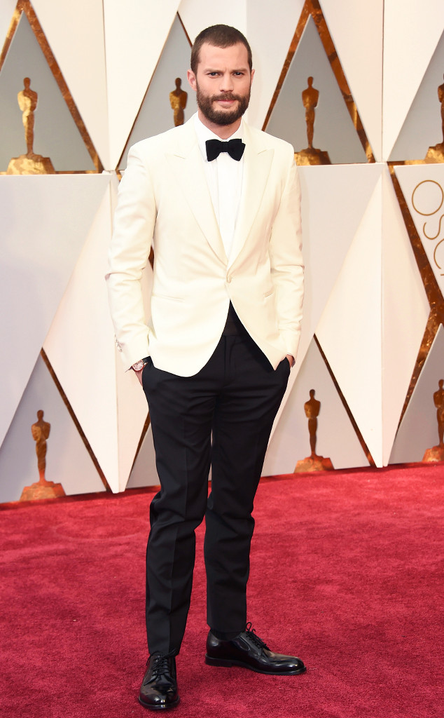 Best Dressed Men at the 2017 Oscars: Jamie Dornan, Pharrell Williams & More!