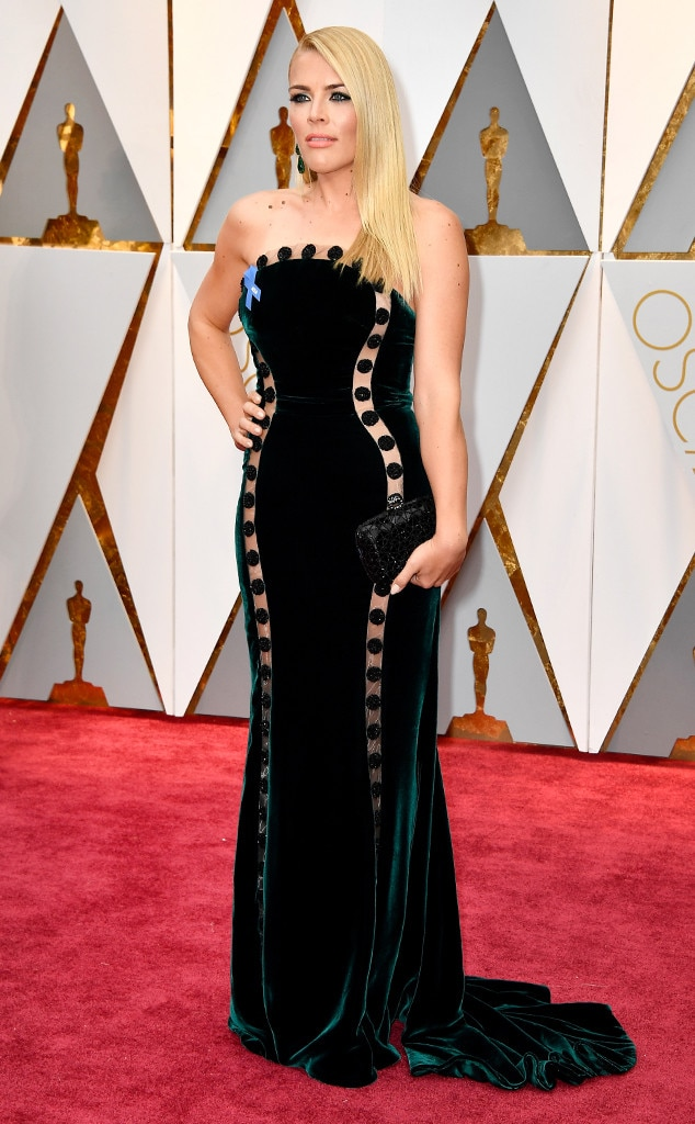 ESC: Busy Philipps, 2017 Oscars, Best Dressed