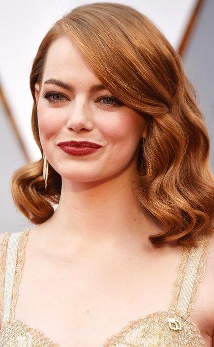 Emma Stone, 2017 Oscars, Academy Awards, Pin