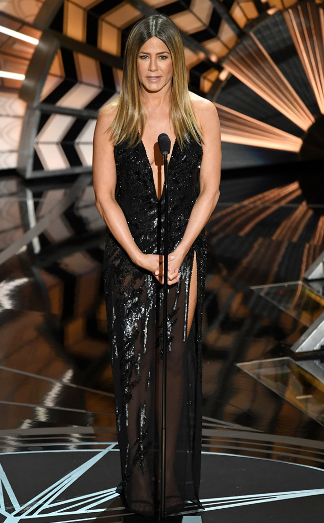 Jennifer Aniston, 2017 Oscars, Academy Awards, Show