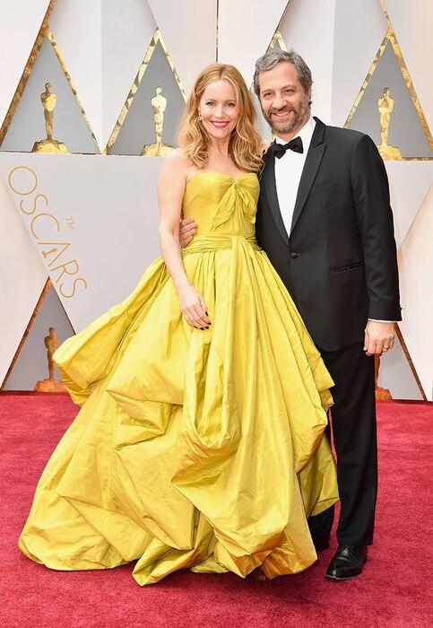 Leslie Mann, Judd Apatow, 2017 Oscars, Academy Awards