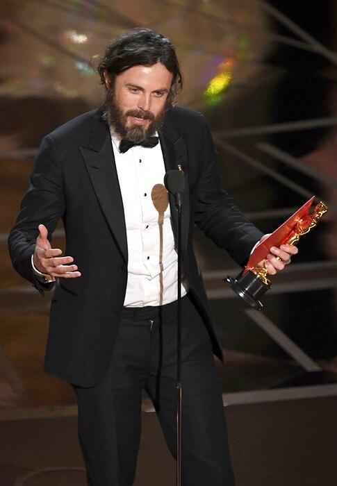 Casey Affleck, 2017 Oscars, Academy Awards, Winners