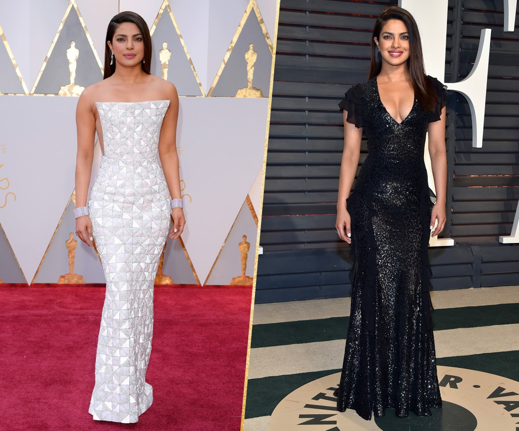 ESC, Priyanka Chopra, 2017 Oscars, After-Party Looks