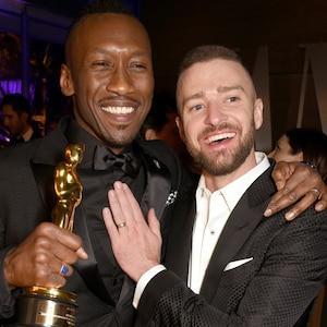 Mahershala Ali, Justin Timberlake, 2017 Oscars Party Pics, Vanity Fair