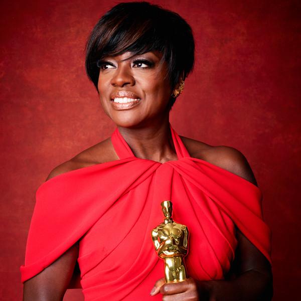 2017 Oscar Winner Portraits, Viola Davis