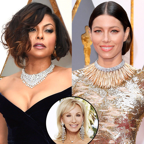 Lea Black's Take on Oscars 2017 Jewelry